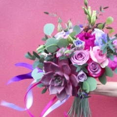 Wedding bouquet № 2