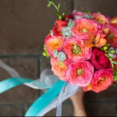 Wedding bouquet № 6